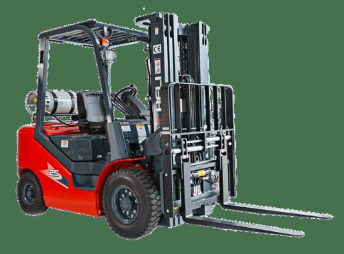 Forklift Operator Log
