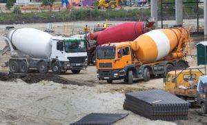 Concrete Truck SWMS