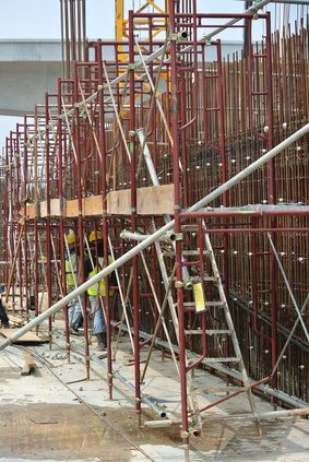 Safety Makers | Workplace Health and Safety | Modular Scaffolding - Erecting & Dismantling SWMS