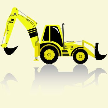 Safety Makers | Workplace Health and Safety | Operation of a Backhoe Loader SWMS