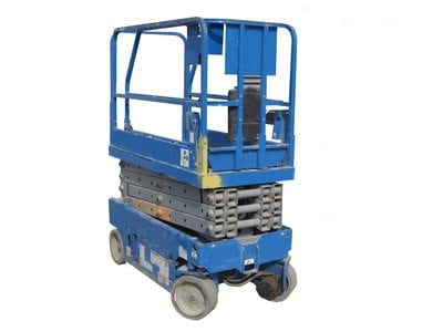 Safety Makers | Workplace Health and Safety | Scissor Lift Elevated Work Platform SWMS