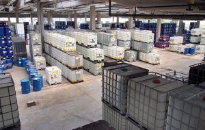 Working with Hazardous Chemicals SWMS