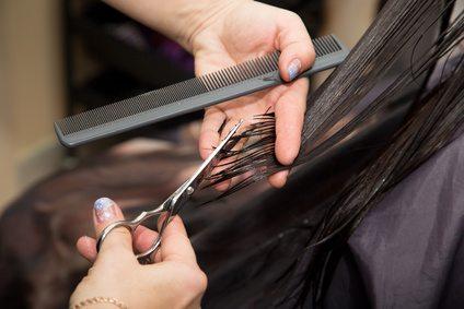 Using Scissors - Salon Safe Work Procedure (SWP)