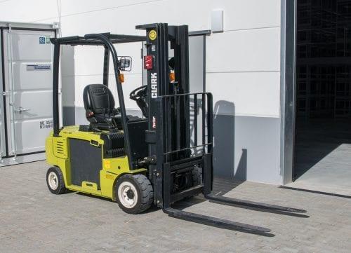 Forklift Pre-Start Checklist – Diesel
