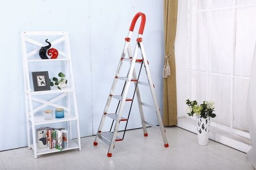 Safety Makers - working with ladders under 2metres SWP
