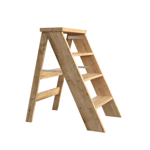 Safety Makers - Working with Ladders - under 2 metres